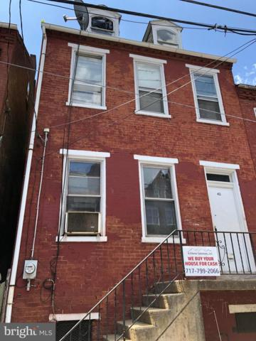 42 S Mulberry Street, LANCASTER, PA 17603 (#PALA136616) :: Younger Realty Group
