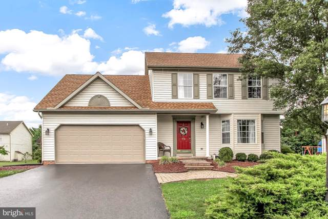 714 Willow Ridge Drive, YORK, PA 17404 (#PAYK121046) :: Liz Hamberger Real Estate Team of KW Keystone Realty