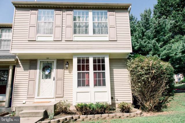 239 Lodge Cliff Court, ABINGDON, MD 21009 (#MDHR236030) :: Advance Realty Bel Air, Inc