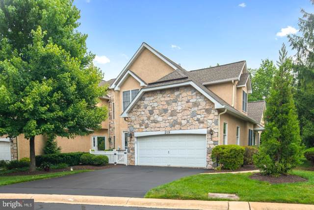 219 Winged Foot Drive, BLUE BELL, PA 19422 (#PAMC617940) :: Linda Dale Real Estate Experts