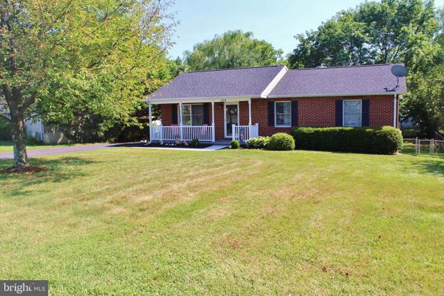 129 Nightingale Avenue, STEPHENS CITY, VA 22655 (#VAFV151814) :: Erik Hoferer & Associates