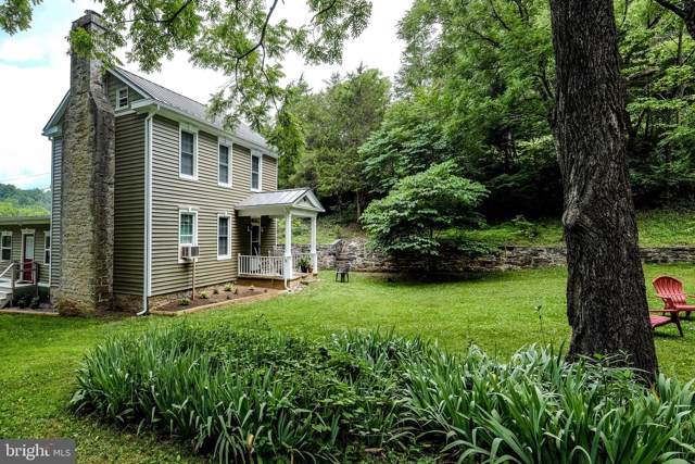 290 Fromans, WINCHESTER, VA 22602 (#VAFV151816) :: Blackwell Real Estate