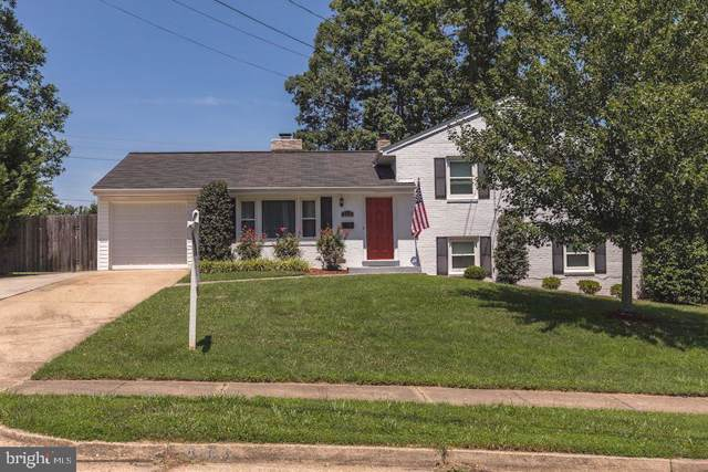 8108 Ainsworth Avenue, SPRINGFIELD, VA 22152 (#VAFX1077290) :: The Putnam Group