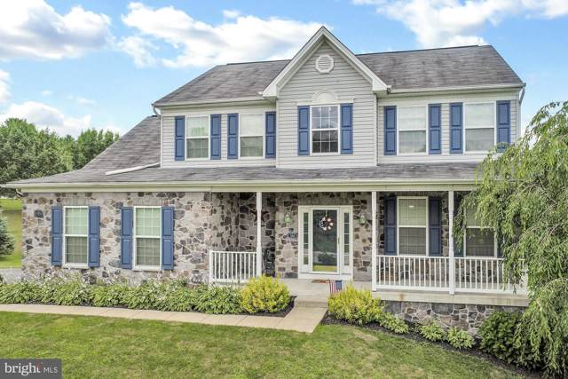554 Bankert Road, HANOVER, PA 17331 (#PAYK121084) :: The Craig Hartranft Team, Berkshire Hathaway Homesale Realty