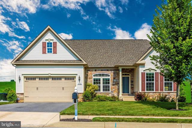2403 Fieldbrook Lane, MOUNT AIRY, MD 21771 (#MDCR190330) :: Charis Realty Group