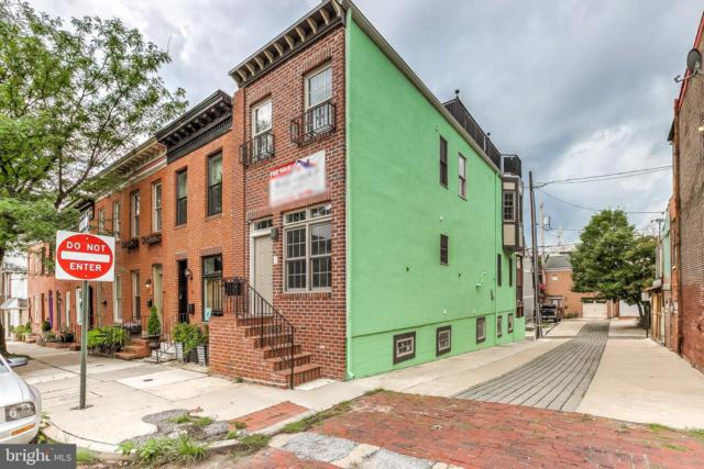 12 S Collington Avenue, BALTIMORE, MD 21231 (#MDBA476592) :: Kathy Stone Team of Keller Williams Legacy