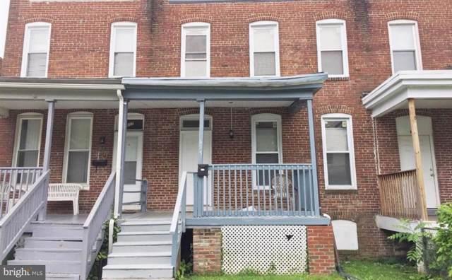 615 Glenwood Avenue, BALTIMORE, MD 21212 (#MDBA476602) :: Bob Lucido Team of Keller Williams Integrity