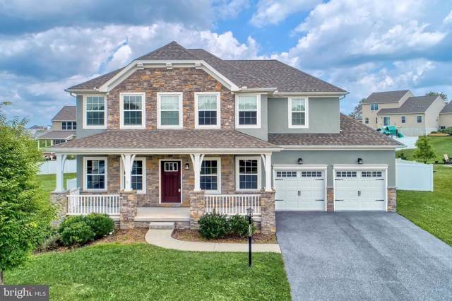 175 Spring Meadows Road, MANCHESTER, PA 17345 (#PAYK121090) :: The Joy Daniels Real Estate Group