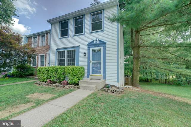 10763 Glen Hannah Drive, LAUREL, MD 20723 (#MDHW267306) :: The Gus Anthony Team