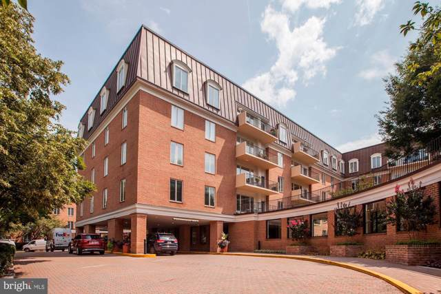 8101 Connecticut Avenue N-210, CHEVY CHASE, MD 20815 (#MDMC669742) :: The Washingtonian Group
