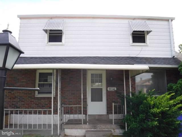 814 N Hanover Street, POTTSTOWN, PA 19464 (#PAMC618006) :: Erik Hoferer & Associates