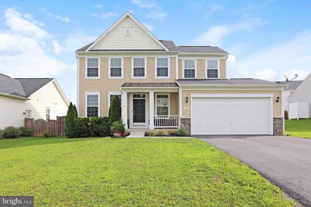 734 Bentley Drive, INWOOD, WV 25428 (#WVBE169576) :: The Gus Anthony Team