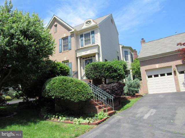 1203 Dartmouth Road, ALEXANDRIA, VA 22314 (#VAAX237814) :: Circadian Realty Group