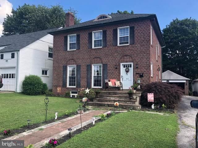 854 W Broadway, RED LION, PA 17356 (#PAYK121108) :: The Jim Powers Team