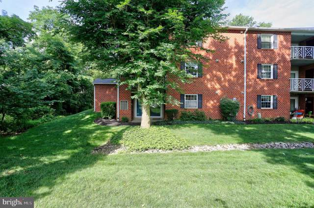 7 Brooking Court #102, LUTHERVILLE TIMONIUM, MD 21093 (#MDBC465418) :: Kathy Stone Team of Keller Williams Legacy