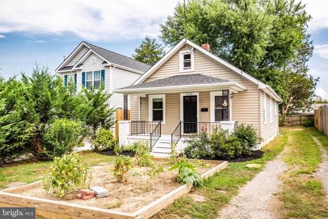 205 Mansfield Street, FREDERICKSBURG, VA 22408 (#VASP214418) :: John Smith Real Estate Group