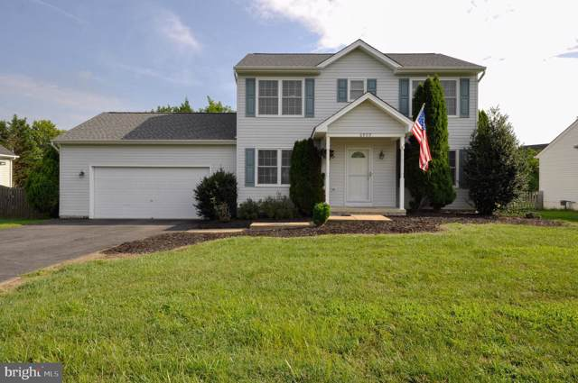 6909 Cedar Crest Drive, FREDERICKSBURG, VA 22407 (#VASP214420) :: The Licata Group/Keller Williams Realty