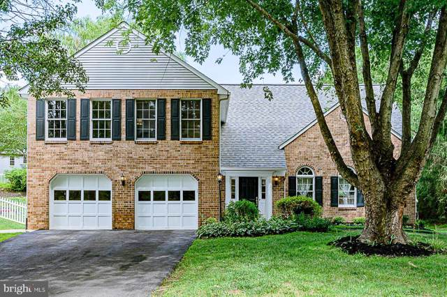 10322 Pinehurst Court, ELLICOTT CITY, MD 21042 (#MDHW267318) :: Bob Lucido Team of Keller Williams Integrity