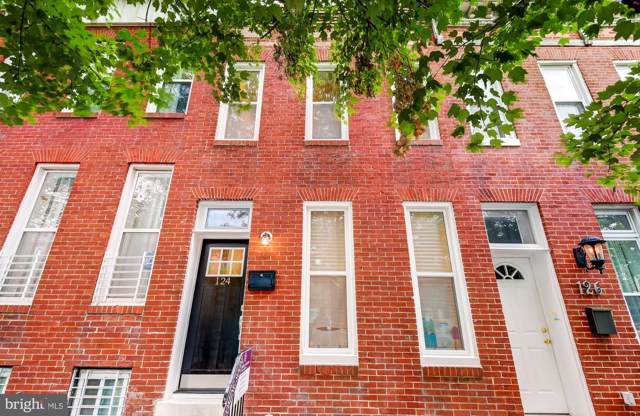 124 N Collington Avenue, BALTIMORE, MD 21231 (#MDBA476654) :: Kathy Stone Team of Keller Williams Legacy