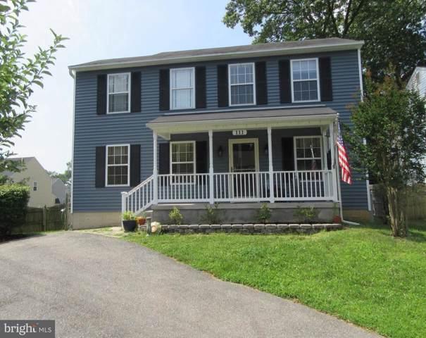 111 Sylvan Avenue, MILLERSVILLE, MD 21108 (#MDAA407008) :: The Riffle Group of Keller Williams Select Realtors