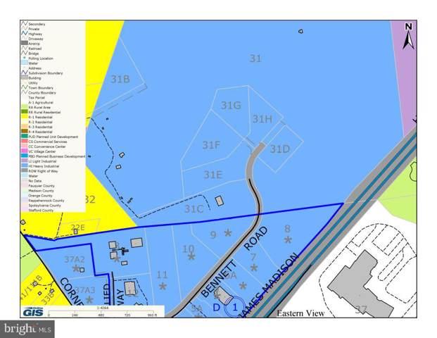 Bennett, CULPEPER, VA 22701 (#VACU139032) :: The Bob & Ronna Group