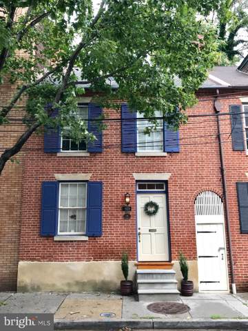 1628 Shakespeare Street, BALTIMORE, MD 21231 (#MDBA476676) :: ExecuHome Realty