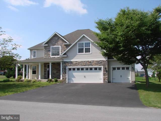 852 Joy Drive, GREENCASTLE, PA 17225 (#PAFL167036) :: Liz Hamberger Real Estate Team of KW Keystone Realty