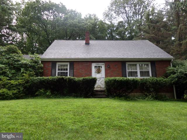 1366 Puggy Lane, FOUNTAIN HILL, PA 18015 (#PALH111846) :: ExecuHome Realty