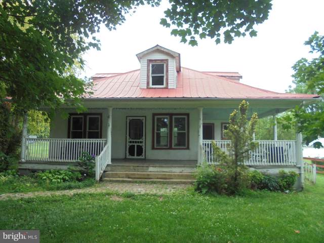 864 Carter Avenue, HARPERS FERRY, WV 25425 (#WVJF135844) :: The MD Home Team