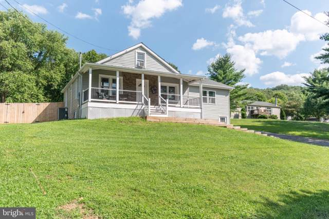 12100 Getson Lane, CORRIGANVILLE, MD 21524 (#MDAL132216) :: AJ Team Realty