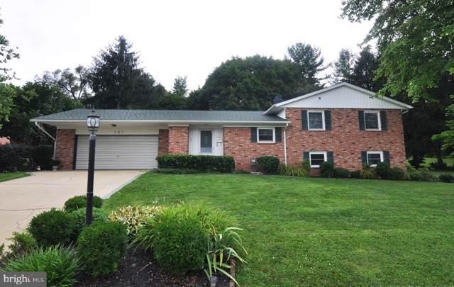 101 S Delaware, MARTINSBURG, WV 25401 (#WVBE169598) :: The Sebeck Team of RE/MAX Preferred