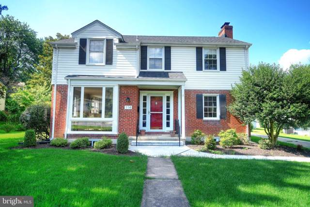 114 E Aylesbury Road, LUTHERVILLE TIMONIUM, MD 21093 (#MDBC465488) :: The MD Home Team