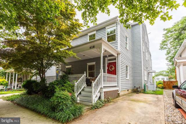 416 Second Street, ANNAPOLIS, MD 21403 (#MDAA407092) :: AJ Team Realty