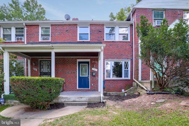 941 North Hill Road, BALTIMORE, MD 21218 (#MDBA476780) :: The MD Home Team