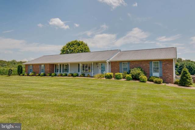 1241 Canterbury Drive, SYKESVILLE, MD 21784 (#MDCR190388) :: Charis Realty Group
