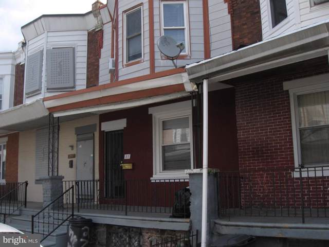 27 N Yewdall Street, PHILADELPHIA, PA 19139 (#PAPH816538) :: ExecuHome Realty