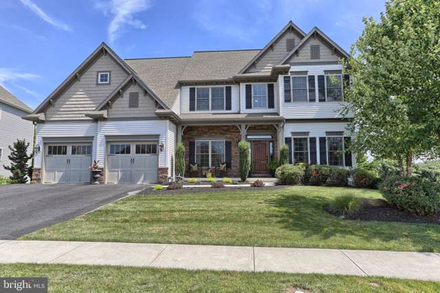 172 Scenic Ridge Drive, HUMMELSTOWN, PA 17036 (#PADA112672) :: Teampete Realty Services, Inc