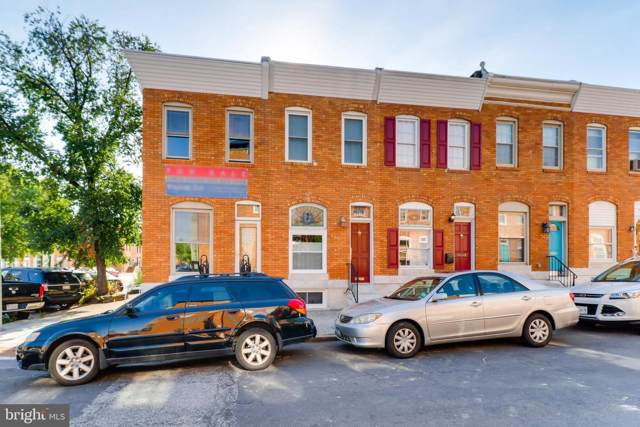 746 S Decker Avenue, BALTIMORE, MD 21224 (#MDBA476790) :: Kathy Stone Team of Keller Williams Legacy