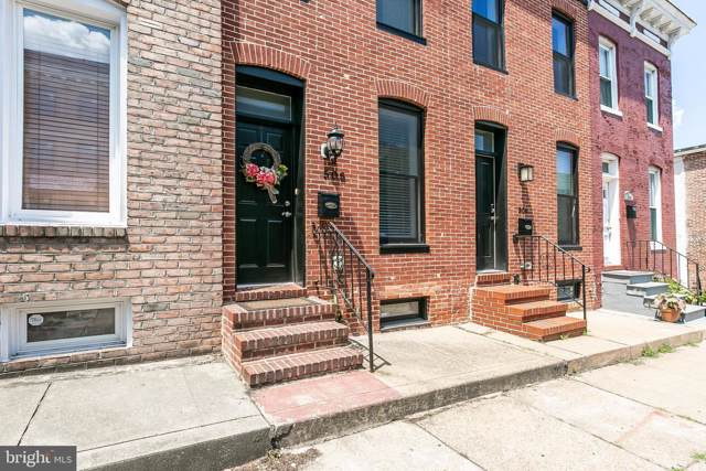 508 S Clinton Street, BALTIMORE, MD 21224 (#MDBA476792) :: Kathy Stone Team of Keller Williams Legacy