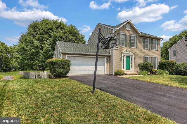 12 Monarch Lane, MECHANICSBURG, PA 17050 (#PACB115488) :: The Heather Neidlinger Team With Berkshire Hathaway HomeServices Homesale Realty