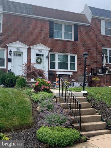 1322 W Beech Street, NORRISTOWN, PA 19401 (#PAMC618194) :: The Dailey Group