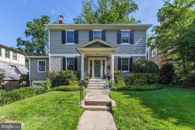 3911 Woodbine Street, CHEVY CHASE, MD 20815 (#MDMC669984) :: Circadian Realty Group