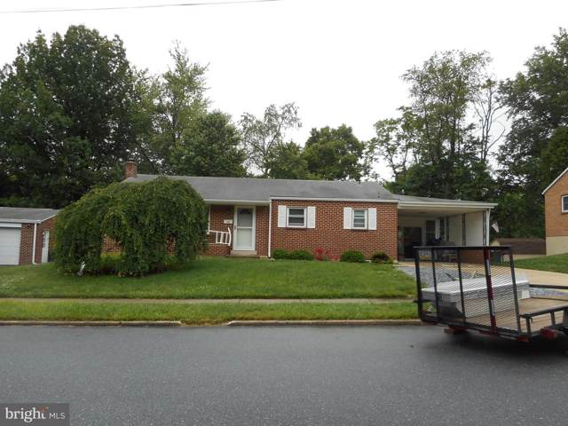 1906 Logan Street, CAMP HILL, PA 17011 (#PACB115496) :: Liz Hamberger Real Estate Team of KW Keystone Realty