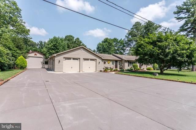 503 Lakewood Drive, MILFORD, DE 19963 (#DESU144224) :: Bob Lucido Team of Keller Williams Integrity