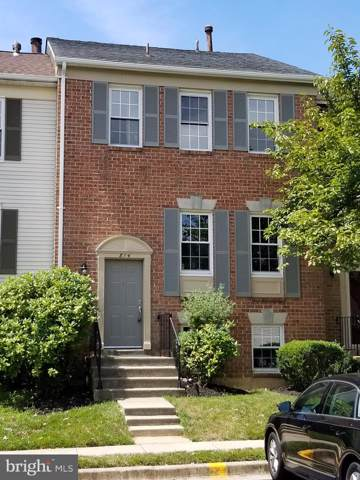 814 Ivy League Lane 6-33, ROCKVILLE, MD 20850 (#MDMC670018) :: Sunita Bali Team at Re/Max Town Center