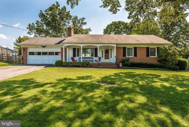 8789 Hickory Hill, WALKERSVILLE, MD 21793 (#MDFR250242) :: The Bob & Ronna Group