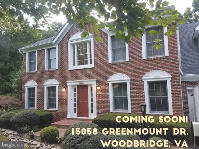 15058 Greenmount Drive, WOODBRIDGE, VA 22193 (#VAPW474084) :: Pearson Smith Realty