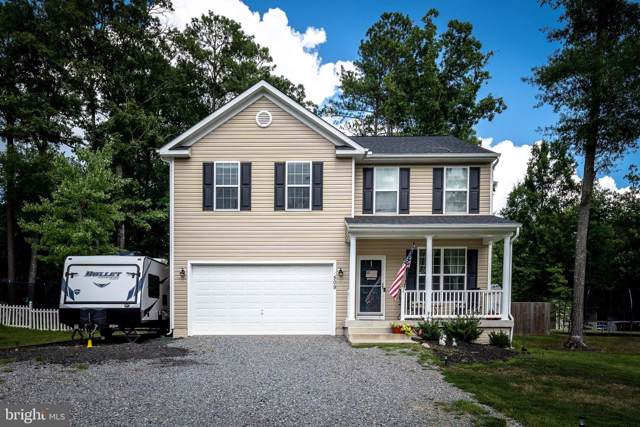 509 Welsh Drive, RUTHER GLEN, VA 22546 (#VACV120614) :: RE/MAX Cornerstone Realty