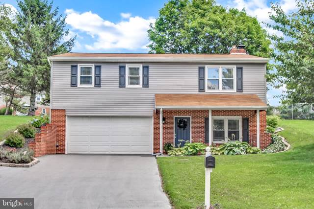 664 Colonial Drive, DALLASTOWN, PA 17313 (#PAYK121178) :: Keller Williams of Central PA East