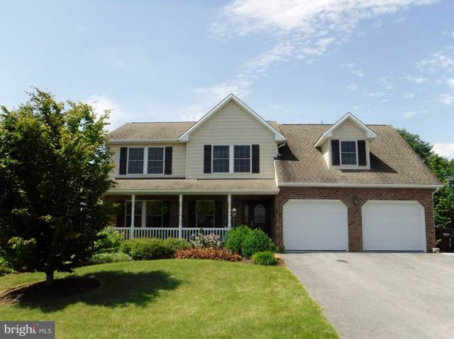 1454 Hamilton Hills Drive, CHAMBERSBURG, PA 17202 (#PAFL167054) :: The Daniel Register Group